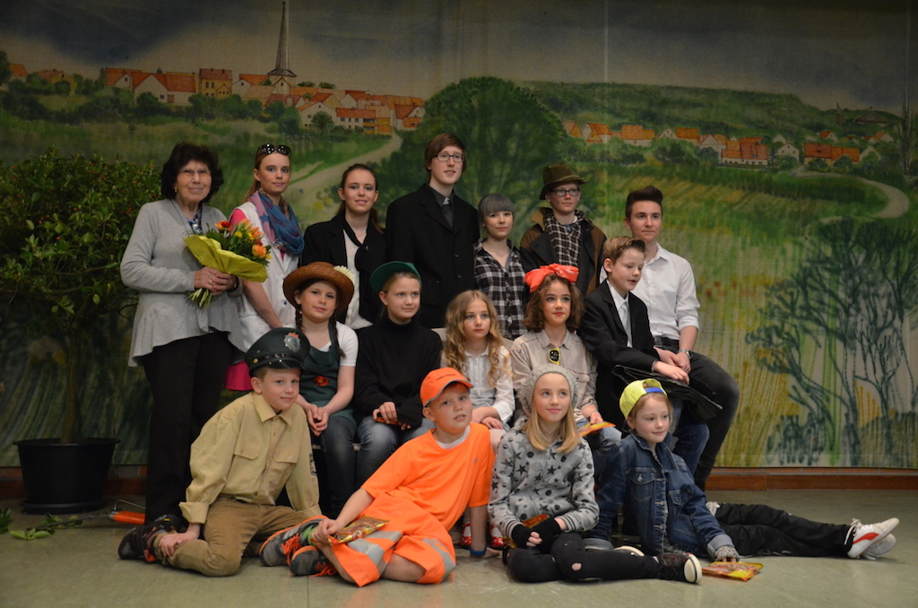 Kindertheater Erbshausen