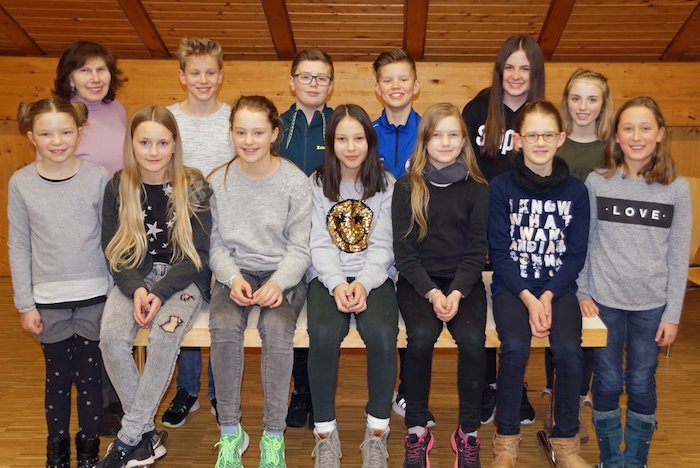 Kindertheatergruppe Erbshausen 2018